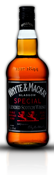 Whyte & MacKay Glasgow Special Blended Scotch - Click to enlarge