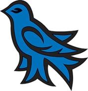 The Martlet crest: Click to enlarge